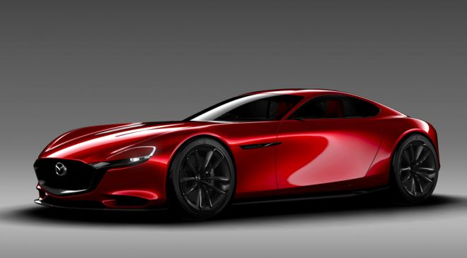 Mazda's Confusing Plan to Resurrect the Famously Dirty Rotary Engine