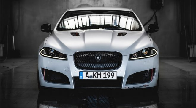 New Jaguar XF coming….