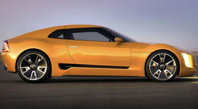 Kia Stinger sports car will arrive locally in 2017