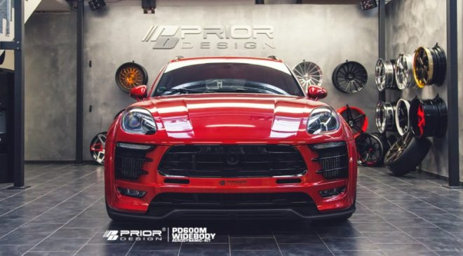 Prior Design Rolls out PD600M Widebody kit for Porsche Macan