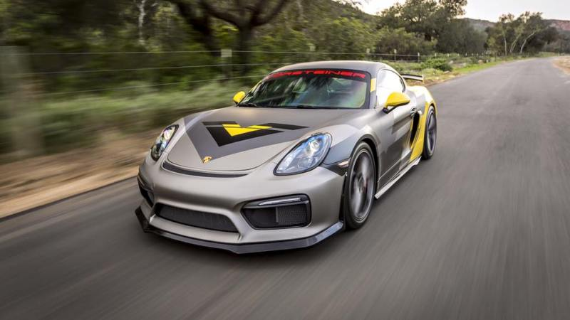 vorsteiner porsche cayman gt4 car and bike. Black Bedroom Furniture Sets. Home Design Ideas