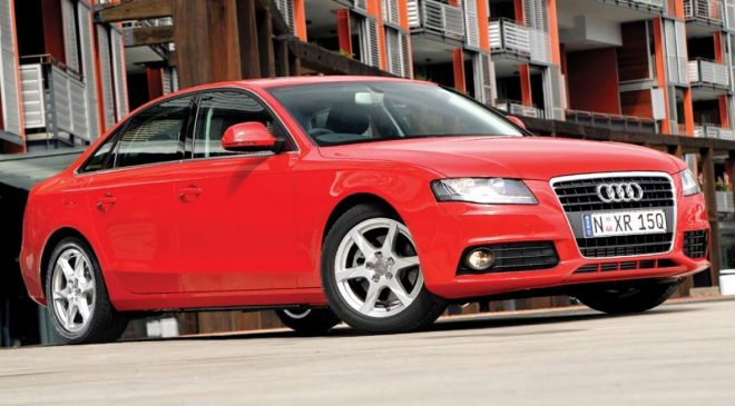 Audi A4 used review | 2005 – 2016