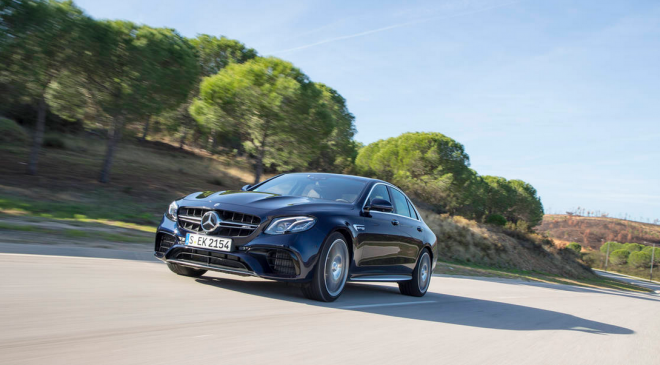 2018 Mercedes-AMG E63 S first drive: It's … complicated