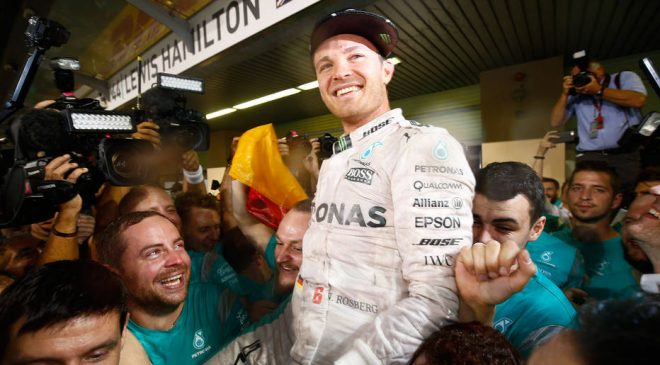 Breaking news: Nico Rosberg announces retirement from Formula 1