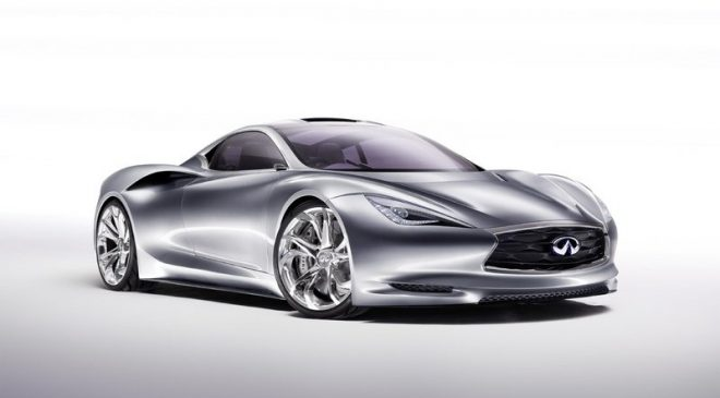 Infiniti Is Ready To Rumble In The EV Sports Car Market