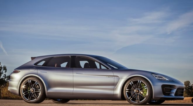 Porsche's Panamera will get a brother, and it will be a production version of the Sport Turismo Concept.