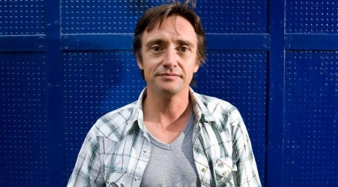 Richard Hammond 'injured in motorbike crash' while filming in Mozambique