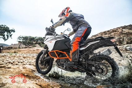 New KTM adventure bikes arriving in May