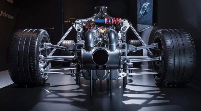 Inside Mercedes-AMG's F1-powered supercar
