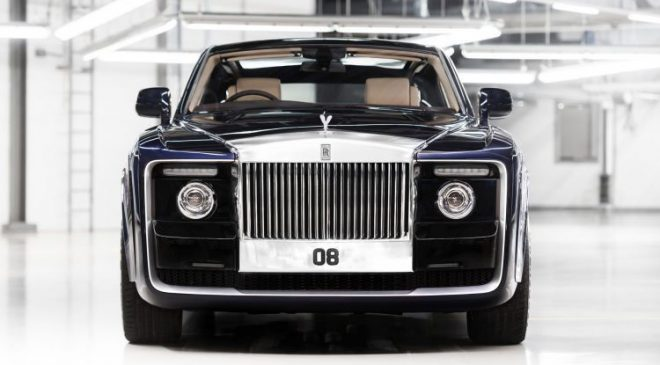 Rolls-Royce unveils world's most expensive new car at Over R220 million