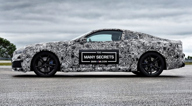 New BMW 8-Series line-up, M8 super coupe #BMW #M8