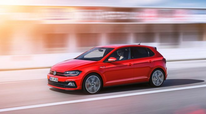 New VW Polo officially revealed: mini Golf, anyone?