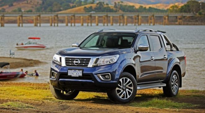 2017 Nissan Navara Suspension upgrades