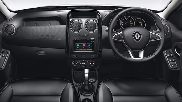 2017 renault duster revealed car and bike - Dacia duster 2017 interior ...
