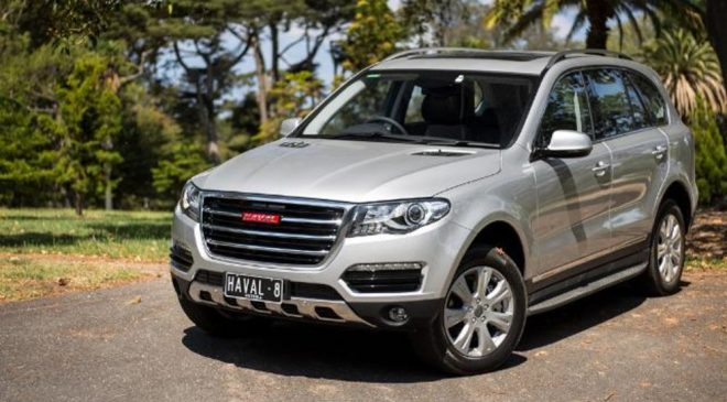 Haval's new H6 SUV will make people over look the C-word
