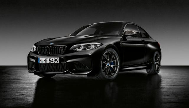 The new BMW M2 Coupe Edition Black Shadow is Coming to SA, and Its looking hotter than ever!