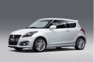 Suzuki reveals Swift Sport ahead of global debut