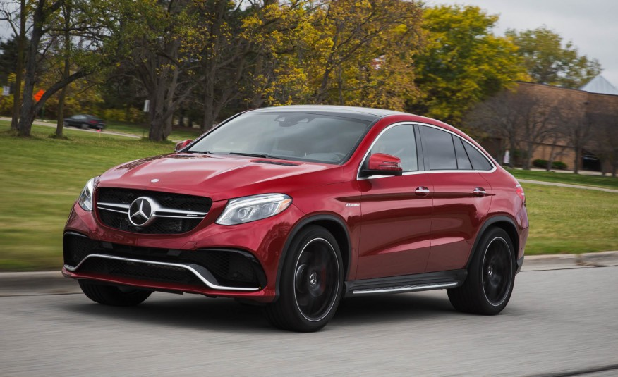 2016 Mercedes Amg Gle63 S Coupe 4matic