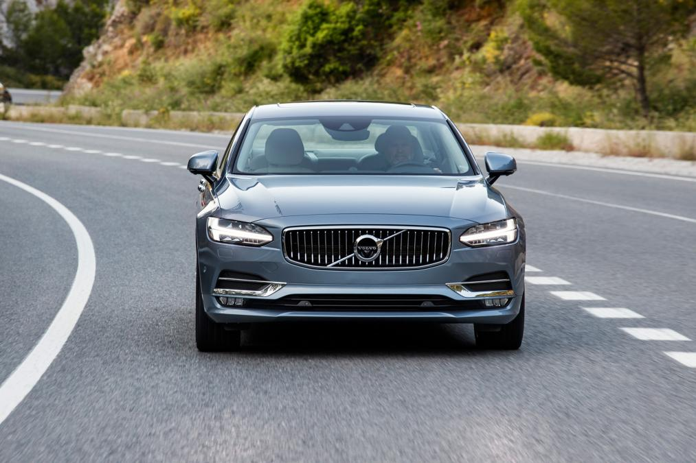 new volvo s90 saloon 2017 review car and bike