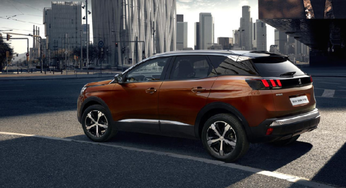 Peugeot adds an affordable 3008 SUV 1 2L Active LIMITED