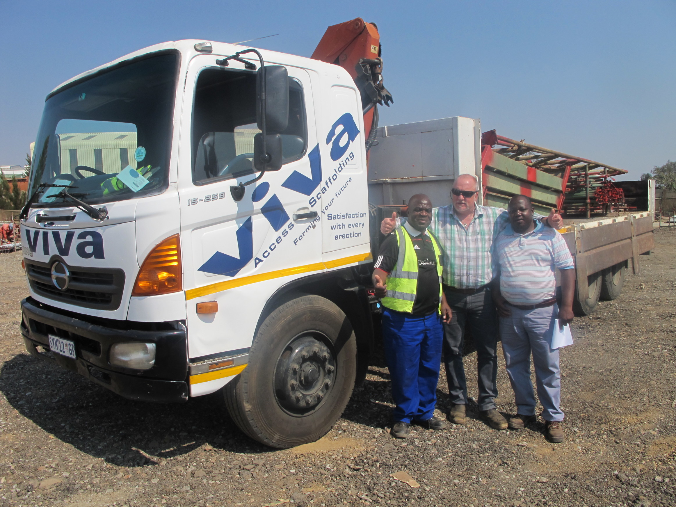 Tale Of Two Reliable Hino Weight Movers