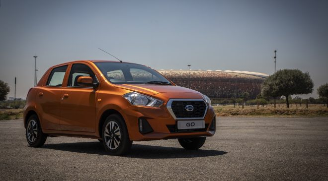 Get ready for a stylish, new Datsun GO and GO+