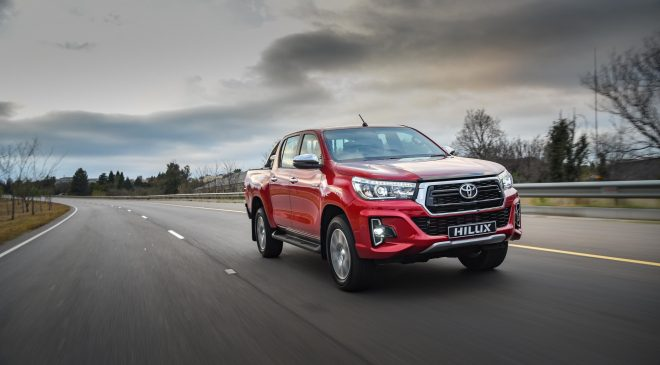 TOYOTA HILUX: THE PEOPLE'S CHOICE