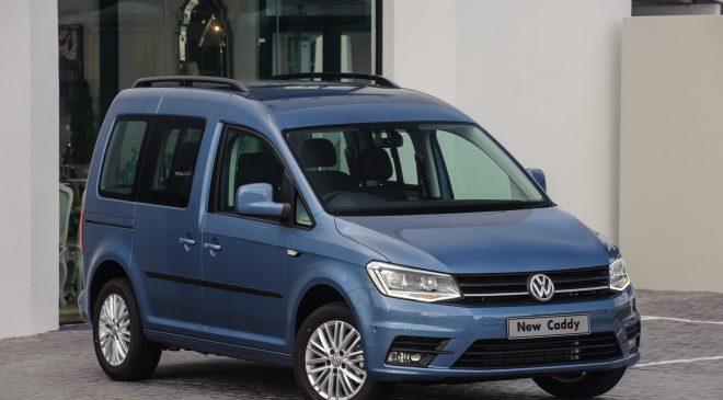 Volkswagen launches 1.0 TSI Caddy