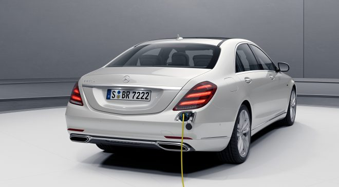 Mercedes-Benz launches its new technology and product brand, EQ