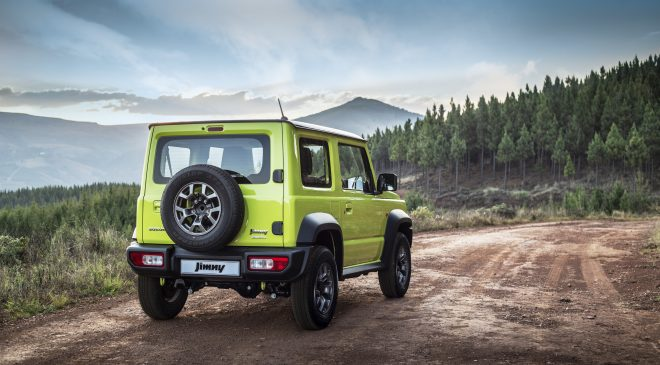 The all-new Suzuki Jimny now available in South Africa