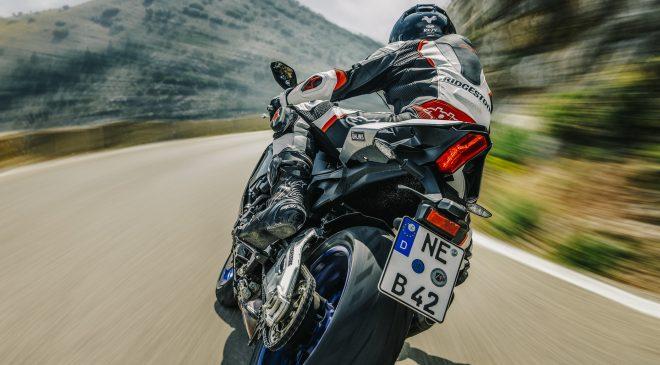 Bridgestone Launches BATTLAX HYPERSPORT S22 Sports Radial Motorcycle Tyres
