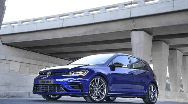 Golf R gets a 15kw Boost, optional R Performance Titanium exhaust as well as R Performance brakes!