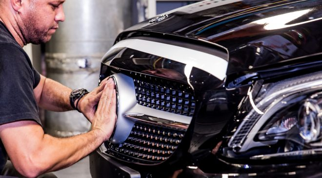 500 000th Mercedes-Benz C-Class rolls off the line at the East London Plant