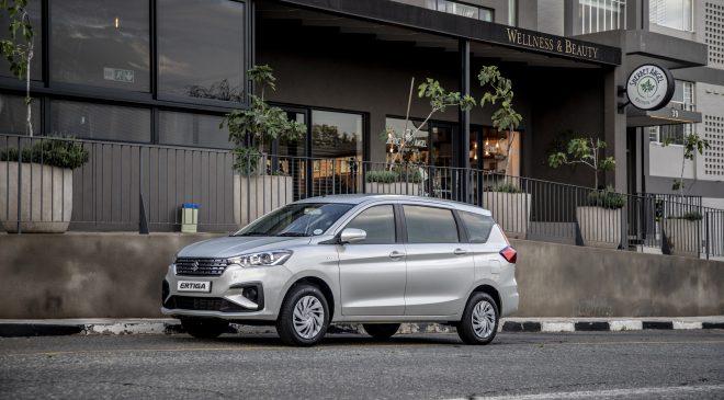 Suzuki maintains 200 000 km promotional warranty on all Ertiga models, Starting at R214 900!