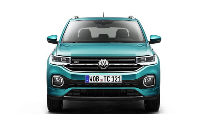 Volkswagen T-Cross coming to SA in 2019 Starts under R300 000