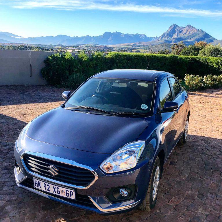 The all new Suzuki DZire, currently with a promotional 5yr/200 000Km warranty!