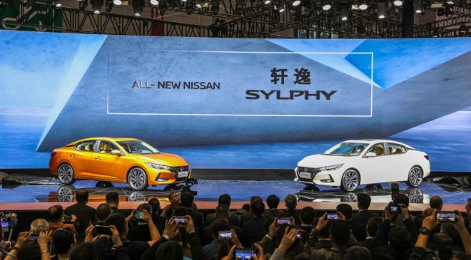 All-new Nissan Sylphy unveiled at Auto Shanghai 2019