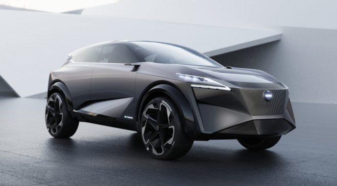 Nissan IMs and IMQ make China debut