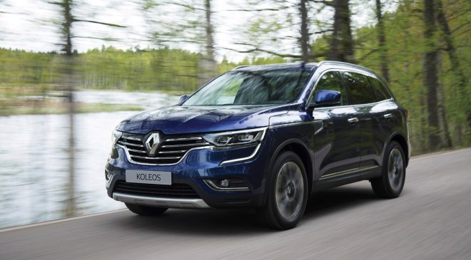 The New-Generation Renault KOLEOS entered the S.A. market in February 2019 new additions June 2019