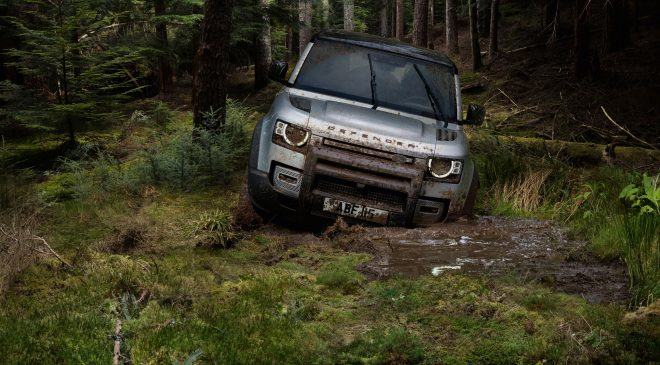 The new Land Rover Defender (2019)