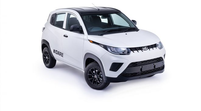 Stylish new #DARE joins the KUV100 NXT line-up