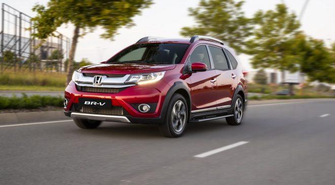 Honda's BR-V Updated (2020)