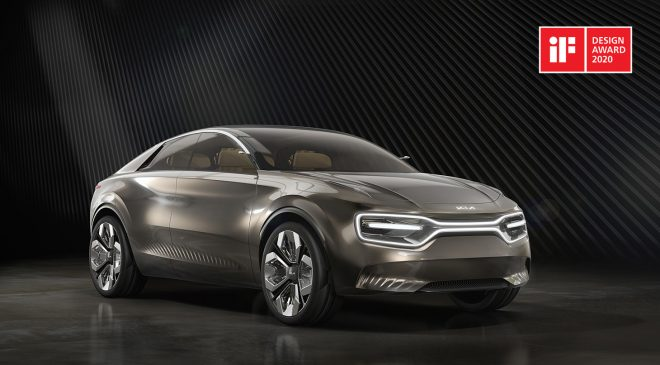 KIA XCeed and Imagine by Kia concept acclaimed in latest iF Design Awards.