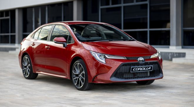 New Toyota Corolla(2020) and Pricing