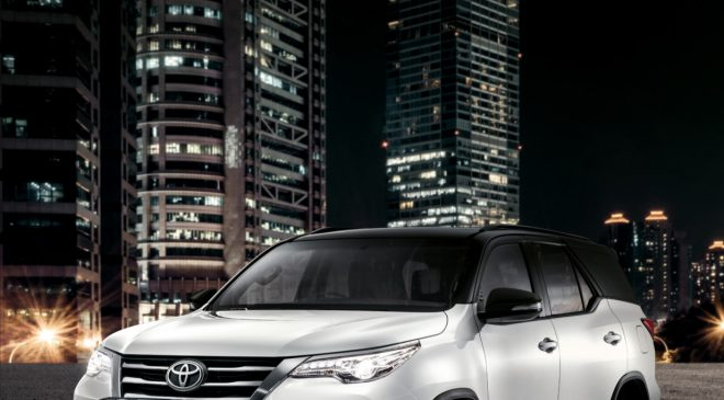 Toyota Fortuner Epic(2020) with Pricing