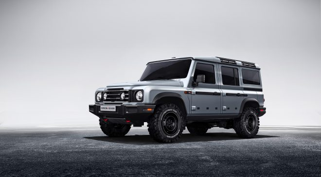 Revealed: The INEOS Grenadier 4X4 Design Features.