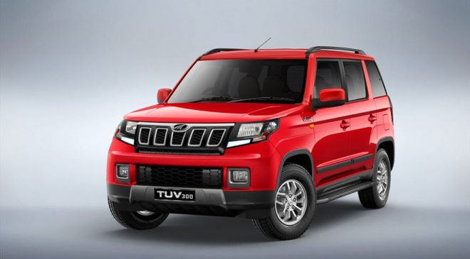 Mahindra TUV 300(2020) Pricing and Spec