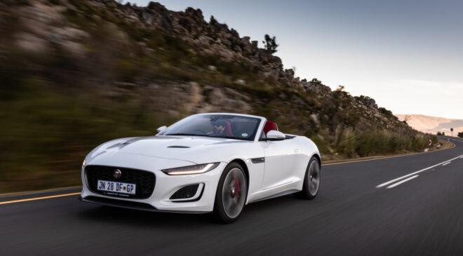 New Jaguar F-TYPE(202) Spec and Pricing