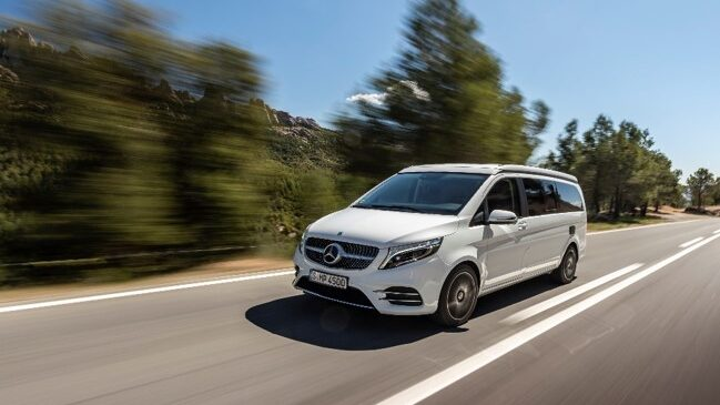Mercedes Benz V-Class V 300d now available in South Africa