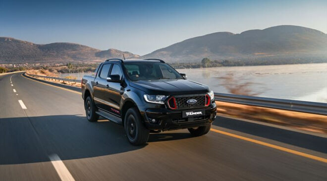 Ford Thunder (2020) Pricing and Spec